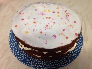 Pinata Cake Decoration