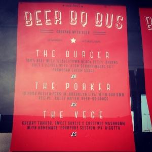 Beer BQ Bus